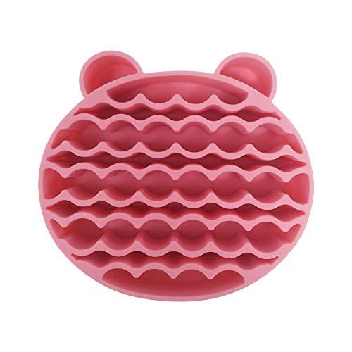 Outils de nettoyage en silicone pour brosse de maquillage et support de séchage pour brosse