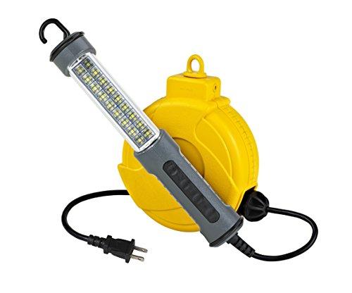Alert Stamping 920LSM 18 SMD LED 150 Lumen Cord Reel Work Light, Pack of 1