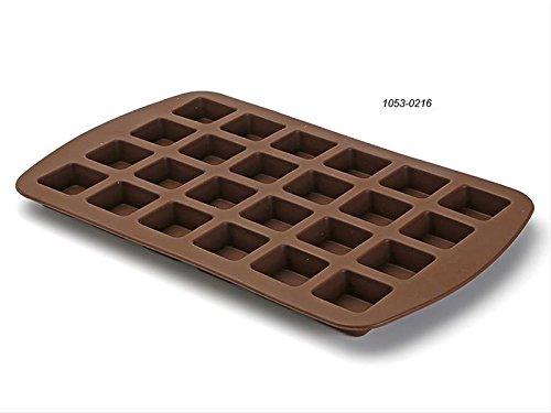 Versa Molde para Mini-Brownies Utensilio de Cocina Acampada y Senderismo Unisex Adulto, Multicolor (Multicolor), Única