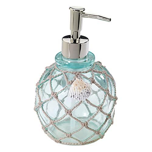 Avanti Linens Seaglass Collection, Lotion Pump/Soap Dispenser, Multi