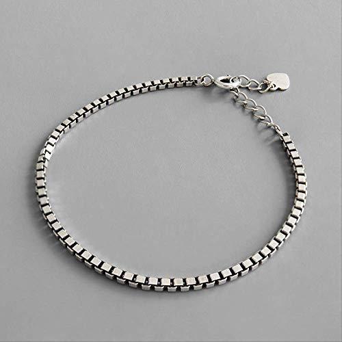 Elegante armband met minimalistisch doosje, retro-armband.