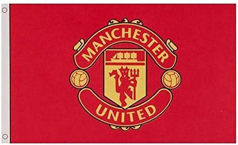 Manchester United FC Flag Core Crest CC product image