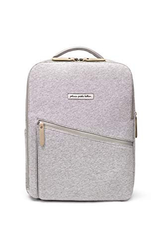 Petunia Pickle Bottom Work + Play Backpack, Grey Neoprene