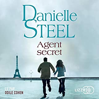 Page de couverture de Agent secret
