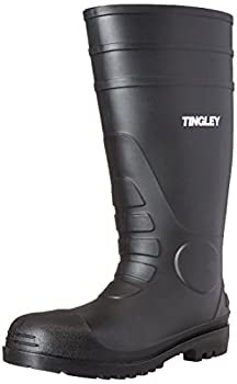 Tingley 31151 Economy SZ11 Kneed Boot for Agriculture 15-Inch Black