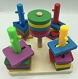 Toy Juego de Madera