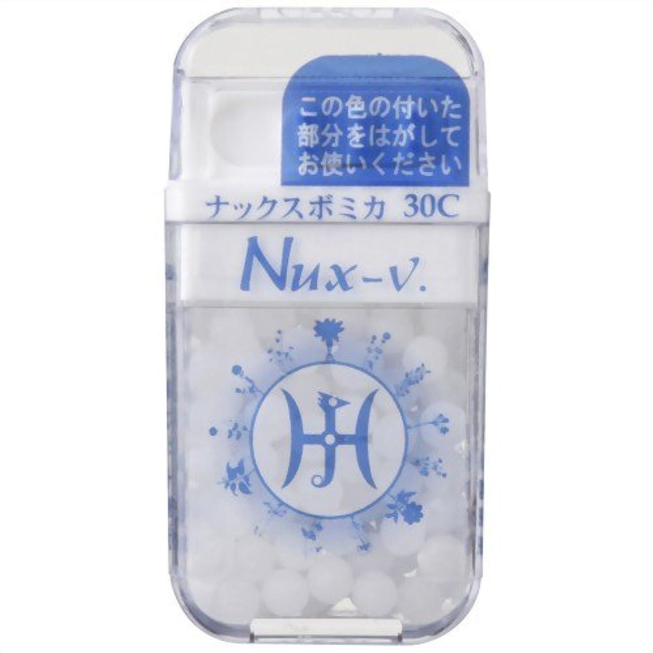キャリッジ実現可能性到着するホメオパシージャパンレメディー Nux-v.  ナックスボミカ  30C (大ビン)