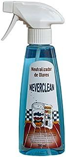 Neverclean. Neutralizador de olores para frigoríficos. 200ml. Para casos graves utilizar Neverclean Forte