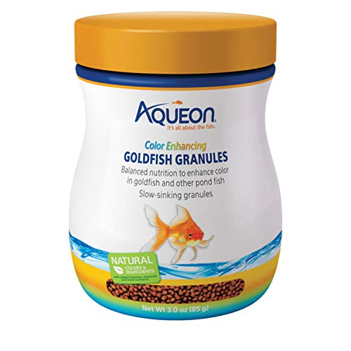 Aqueon Color Enhancing Goldfish Granules