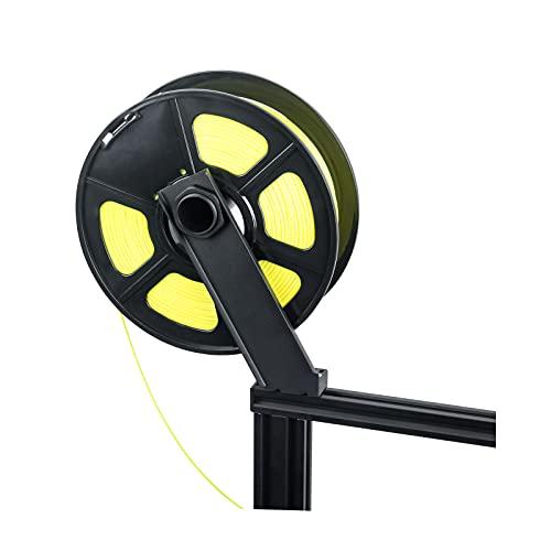 UniTak3D Supporto per Bobina di Filamento per Stampante 3D Staffa per Rack di Aggiornamento per TPU/PLA/ABS/Nylon/Legno/Altro Materiale