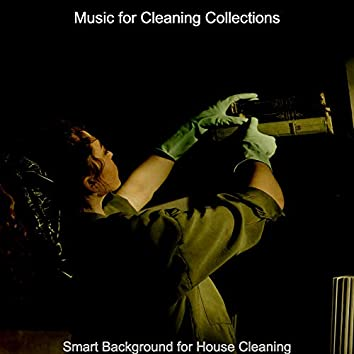 Smart Background for House Cleaning