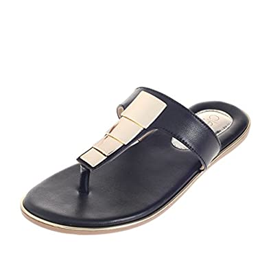 Cleo by Khadim's Womens Synthetic Flats