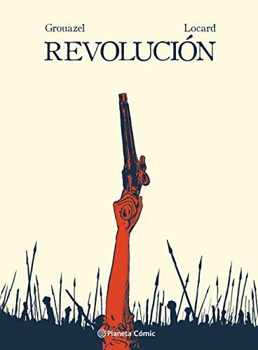 Revolución (novela gráfica): Libertad
