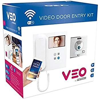 Fermax Kit Video Veo-WiFi DUOX Color 1/L: Amazon.es: Electrónica