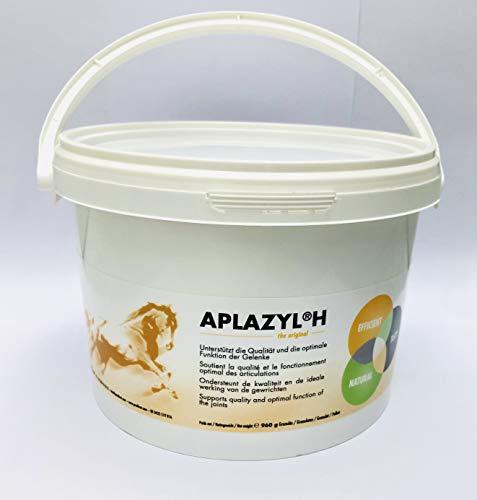 Prodivet Aplazyl H Ergänzungsfutter für eine umfassende Stärkung der Gelenke beim Pferd - Glucosamin, Chondroitin, Kurkuma und Kollagen