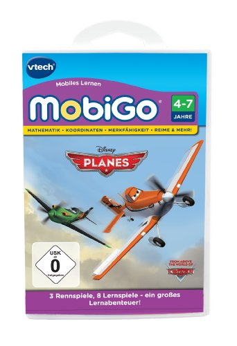 Vtech 80-253004 - MobiGo Lernspiel Planes