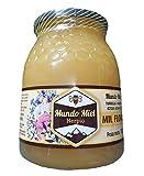 Miel de abeja Natural. CRISTALIZADA. Cruda y Pura Mil Flores. Directa del Apicultor. Nerpio, Sierra del Segura, 100% NATURAL- Empresa Familiar- Desde 1972- Origen ESPAA 1Kg