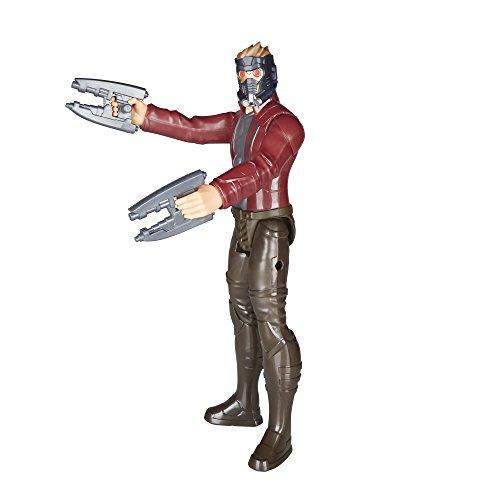 Figurine de Star-Lord de la Série Titan Hero - 5