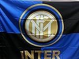 ITALIA Bandiera Ufficiale Inter Piccola 65X43 CM Circa...