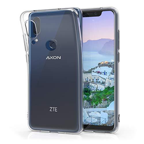kwmobile ZTE Axon 9 Pro Hülle - Handyhülle für ZTE Axon 9 Pro - Handy Case in Transparent