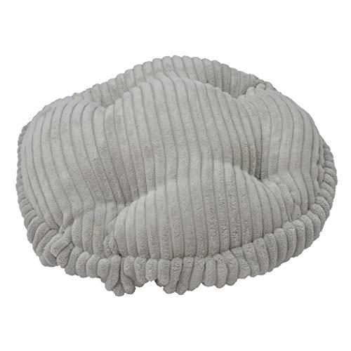 B Blesiya - Taburete de invierno, grueso, protector de taburete para silla de 12 a 16 pulgadas de diámetro, redondo, cómodo y a prueba de suciedad