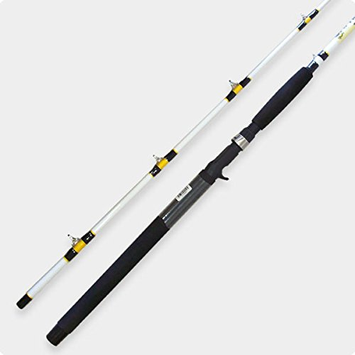 Team Catfish Thunder 8' Heavy Action (1pc Casting Rod)-TC8HC