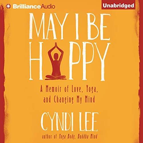 May I Be Happy audiobook cover art