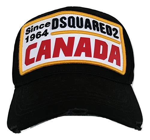 DSQUARED2 Cappello Nero
