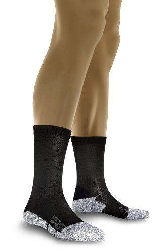 X-Socks Silver Day Chaussettes Noir Noir 1