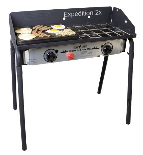 Camp Expedition 2X Double Burner Stove