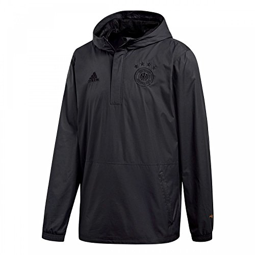 adidas Herren DFB Seasonal Specials Windjacket Windjacke, DGH solid Grey/Black, M