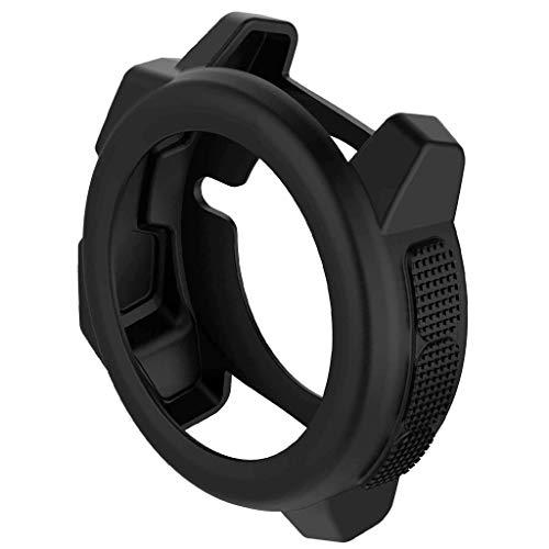 Custodie protettive in silicone per orologio da polso in gomma morbida