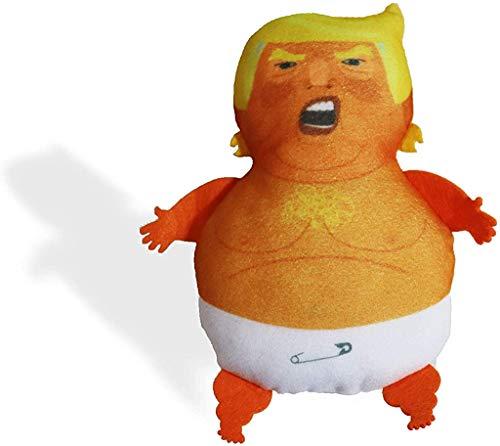 Donny Doll - Baby Donald Trump Blimp Plush Doll -...