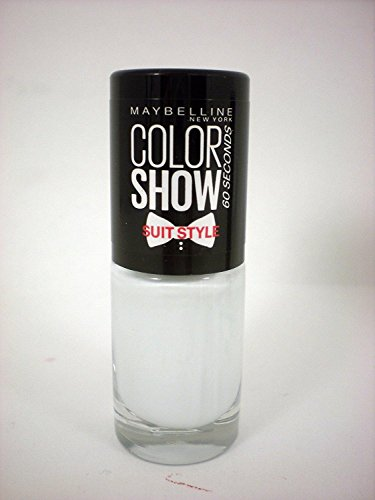 Maybelline New York Color Show Pak Stijl Nagellak Pools (442 bussiness blouse)