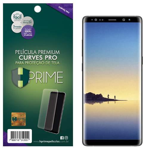 Pelicula Curves Pro para Samsung Galaxy Note 8 - VERSÃO 2, HPrime, Película Protetora de Tela para Celular, Transparente