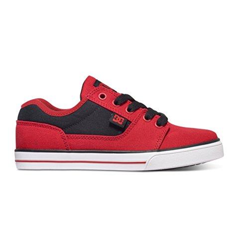 DC Shoes Tonik TX - Shoes - Chaussures - Garçon - US 5 / UK 4 / EU 36 - Rouge