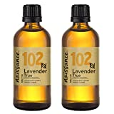 Naissance Aceite Esencial de Lavanda n. º 102 – 200ml (2x100ml) - Vegano y no OGM GMO