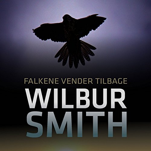 Falkene vender tilbage audiobook cover art