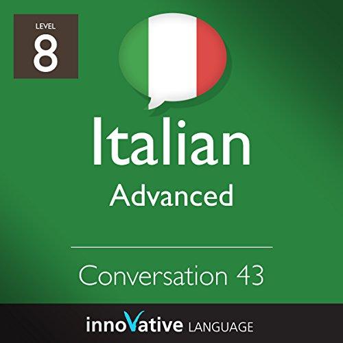 Advanced Conversation #43 (Italian) cover art