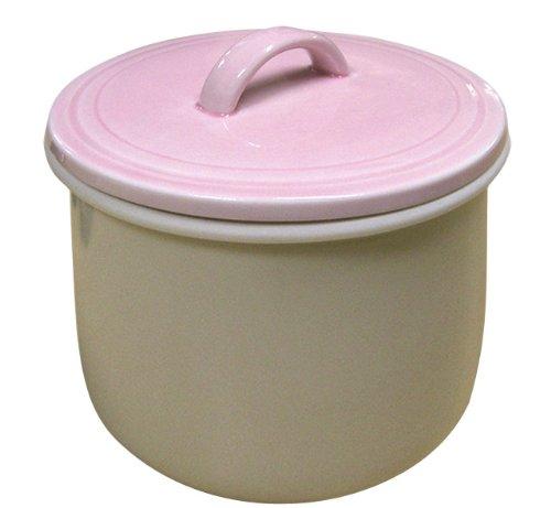 有田焼 楽々エコカップ (炊飯器でおかずをもう一品調理) ピンク A004-1