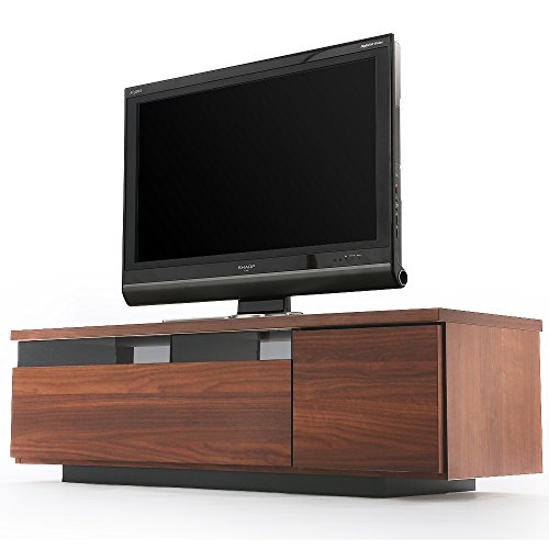 LOWYA ロウヤ テレビボード テレビ台 国産 TV台 ローボード 完成品 37型 120cm ウォルナット