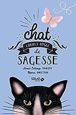 Chat, carnet hygge de sagesse d'Anne-Solange TARDY