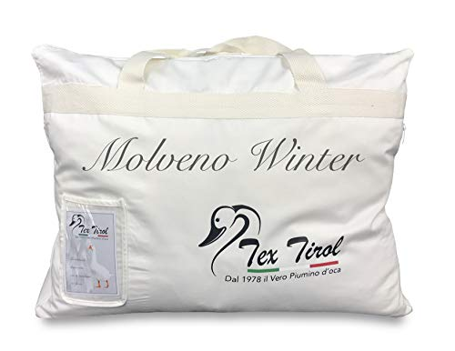 Piumino Oca Tex Tirol © MOLVENO Winter 80% Piumino Oca / 20% Piuma Oca - 1 Piazza E Mezza CM. 200X200
