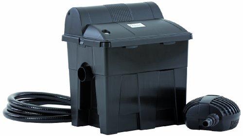 Oase 50525 BioSmart Set 5000 | Durchlauffilter-Set | Gartenteich
