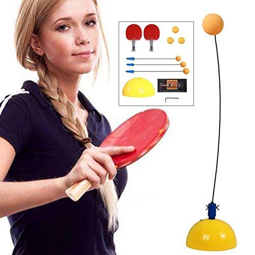 hemicala Tischtennis Trainer Roboter ballmaschine Tischtennis Training Roboter Feste Schnelle Rebound Tischtennisball Sauger Training Ping Pong Bälle Maschine Trainer Zubehör
