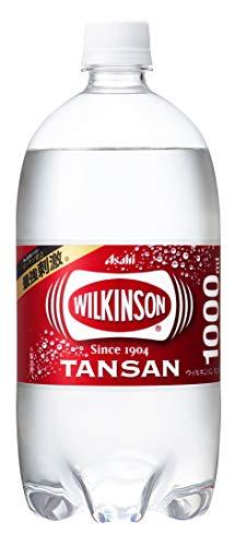 アサヒ飲料 ウィルキンソン タンサン 強タンサン水 1000ml×本 6000