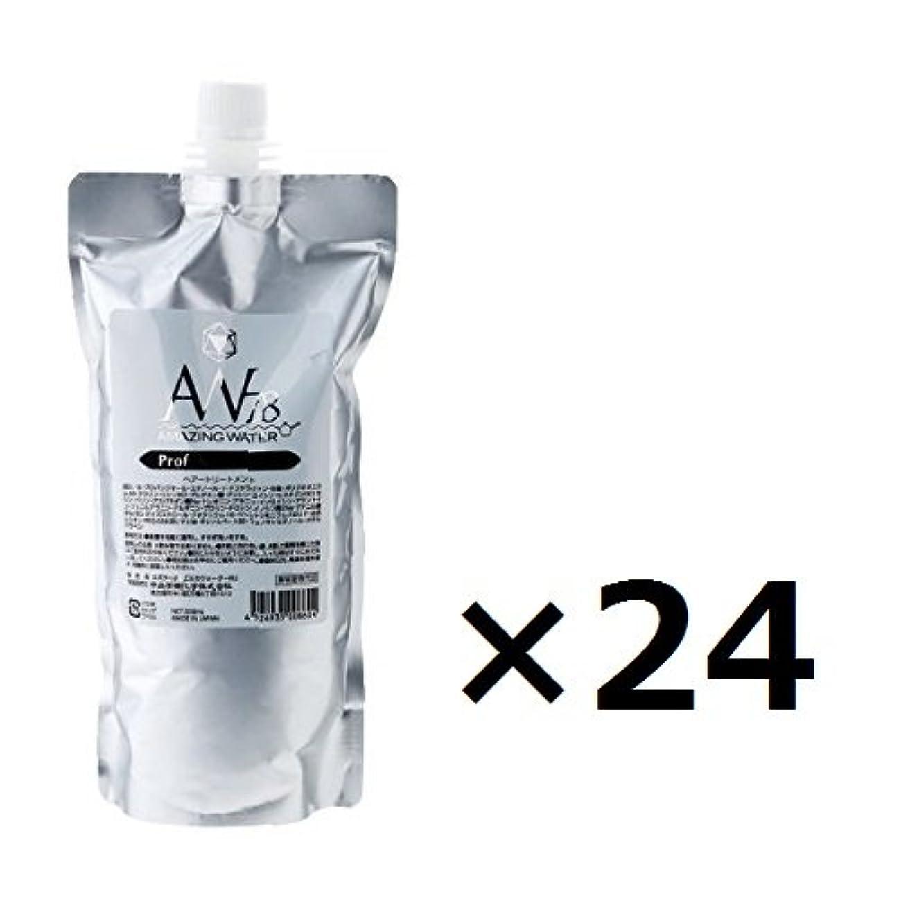 気付く志す粒中央有機化学 AW78 アメイジングウォーター プロフェッショナル 500ml レフィル 24個セット