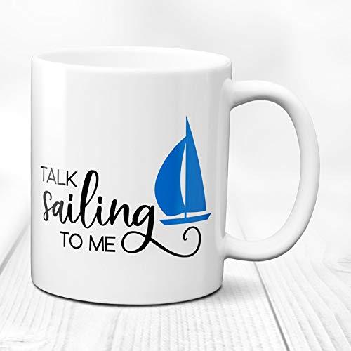 Thomas655 zeilkoffiemok, zeilboot, koffiekopje, boot, koffiekopje, nautische koffiekopje, nautische kopjes, bootschoen