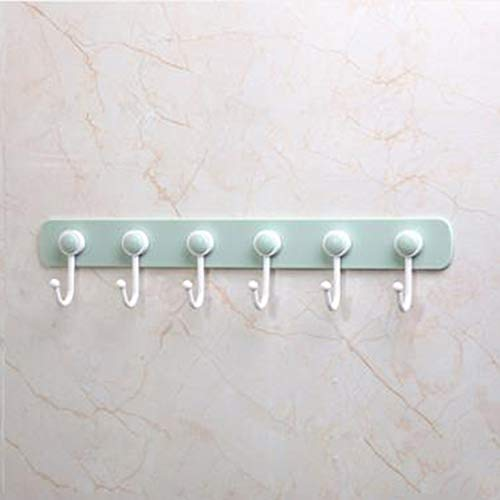 CDBB No Punching Hooks, Strong Adhesive Hooks Behind The Kitchen Door, Creative Hanger Wall Hooks