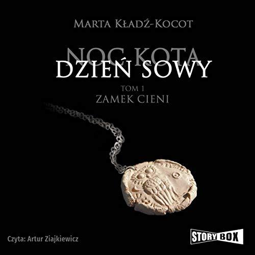 Zamek Cieni audiobook cover art